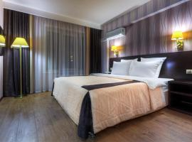 Hotel Buryatia, Ulan-Ude