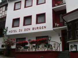 Hotel zu den Burgen, Kamp-Bornhofen