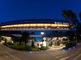 메트로폴리스 호텔, 비스트리타