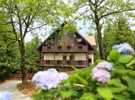 Pomona Relaxing Nature Guest House, Rogaška Slatina