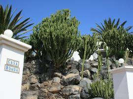 Casa Ronda, Charco del Palo