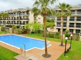 Apartamentos Vila del Far, Sant Carles de la Ràpita