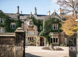 The Bath Priory Hotel and Spa, Bath