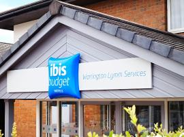 ibis Budget Warrington Lymm Services, Warrington