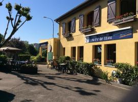Hôtel Restaurant Au Fil de l'Eau, Souffelweyersheim