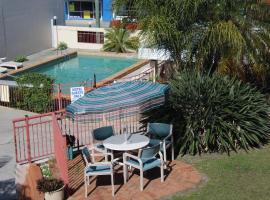 Caloundra Suncourt Motel, Caloundra