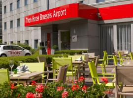 Thon Hotel Brussels Airport, Dygemas