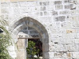 Le Translon, Saint-Pierre-Aigle