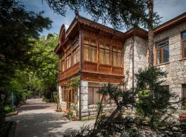 Villa Edem, Simeiz