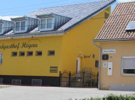 Alt Baden Apartement, Dunaszekcső
