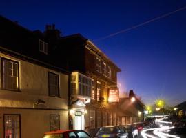 The Boleyn Hotel, Staines