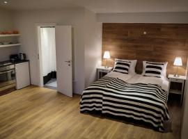 Thoristun Apartments, Selfoss