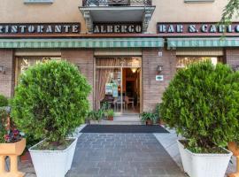 Hotel Ristorante San Carlo, Salsomaggiore Terme