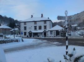 Glyn Valley Hotel, Llansantffraid Glyn Ceiriog