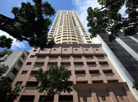 BSA Tower Serviced Residences, Manilla