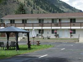 Elks Motel, Keremeos