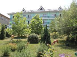Green Hotel, Almaty