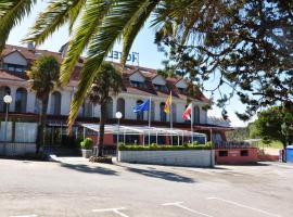 Hotel Campomar, Isla