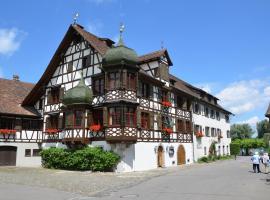 Drachenburg & Waaghaus, Gottlieben