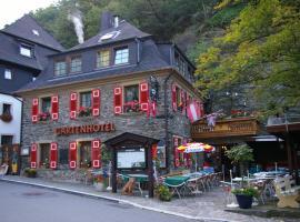 Gartenhotel, Kamp-Bornhofen