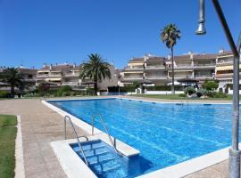 Click & Booking Residencial Eurogolden, Vilafortuny