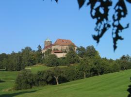 Burg Colmberg Hotel, Colmberg