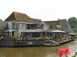 Hotel Restaurant De Stadsherberg, Franeker