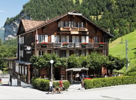 Hotel Steinbock, Lauterbrunnen