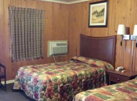 Texas Inn Motel, Marshall