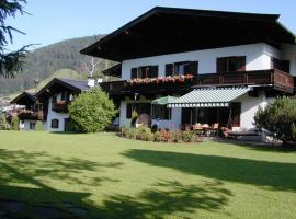 Pension Landhaus Gasteiger