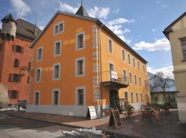 Hotel De La Poste Sierre, Sierre
