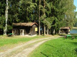 Chatová osada U Sedláka, Komorník, Strmilov