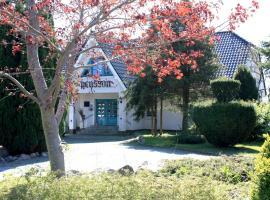 Pension Landhaus Teichgraf, Wolgast