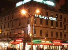 St Marks Hotel, New York