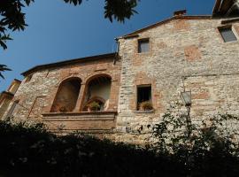 Palazzo Bizzarri, Rapolano Terme
