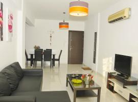 Georgia's Luxury Apartment, Larnaka