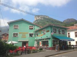 Pensión Casa Corro, Carreña