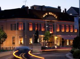 Best Western Hôtel Spa Grand Monarque, Chartres
