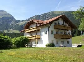 Appartementhaus Egghof, Berwang