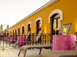 Hotel Plaza Campeche, Campeche