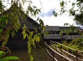 Amazon Exploring Expedition - Eretzen Tá Lodge, Puerto Franco