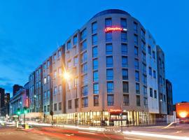 Hampton by Hilton London Waterloo, Londýn