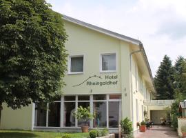 Hotel Rheingoldhof, München
