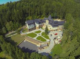 Spa hotel Zámek Lužec, Karlovy Vary