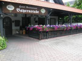 Hotel Restaurant Bayernstube, Tönisvorst