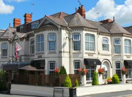 Brookside Hotel & Restaurant, Chester