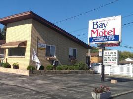 Bay Motel, Bay City