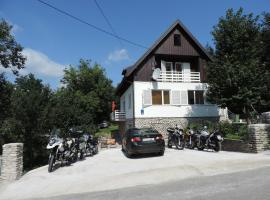 Guesthouse Nikola, Jezerce