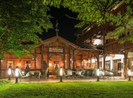Hotel Romantik Krone, Reutte
