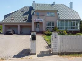 Geliu Tako Sveciu Namai, Karmėlava